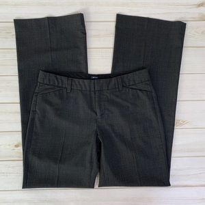 Grey trouser pant gray by Gap